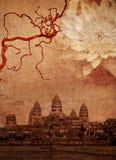 Temple Angkor Wat Stock Image