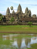 Temple in Angkor Wat. Temples in Angkor Wat, Cambodia Stock Photos