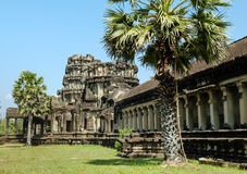 The temple of Angkor Wat, Siem Reap.Cambodia Stock Image