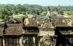 The temple of Angkor Wat, Siem Reap.Cambodia Stock Photos