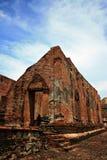 Temple antique Photographie stock