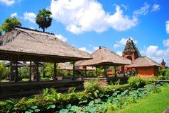 Temple antique, Bali, Indonésie Photos stock