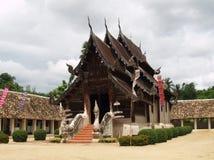 Temple antique de la Thaïlande image stock