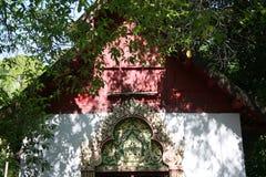 Temple antique en Thaïlande du nord Photographie stock libre de droits