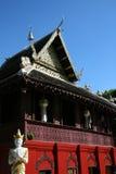 Temple antique en Thaïlande du nord image libre de droits