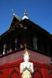 Temple antique en Thaïlande du nord Images stock