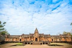 Temple antique thaïlandais Photographie stock libre de droits