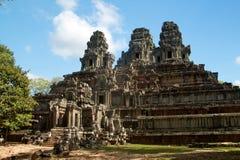 Temple antique Wat Ta Keo, Cambodge Photo stock