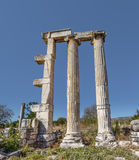 Temple of Aphrodite Royalty Free Stock Photos