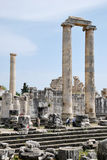 In the Temple of Apollo Royalty Free Stock Photography