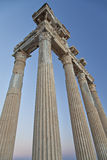 Temple of Apollo Royalty Free Stock Image