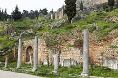The Temple of Apollo Royalty Free Stock Image