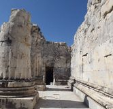 Temple of Apollo Didim Stock Photos