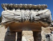Temple of Apollo Didim Turkey Royalty Free Stock Photos
