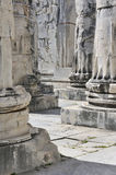 Temple of Apollo at Didyma, Turkey Royalty Free Stock Image