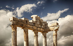 Temple of Apollo Royalty Free Stock Images