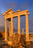 Temple of Apollo ruins Royalty Free Stock Image