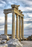 Temple of Apollo in Side, Turkey Royalty Free Stock Photo