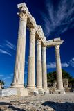 Temple of Apollo, Side, Turkey Royalty Free Stock Photography