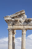 Temple of Apollo Side Turkey Stock Images