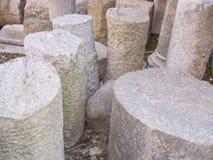 Temple of Apollo Sosianus Stock Images