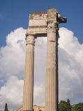 Temple of Apollo Sosianus Stock Photos