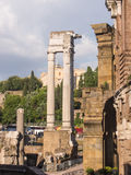 Temple of Apollo Sosianus Stock Photography