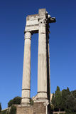 The Temple of Apollo Sosianus in Rome, Italy Royalty Free Stock Photo