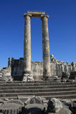 The Temple Of Apollo, Turkey. Stock Images