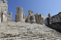 Temple of Apollon - Didyma / Turkey Stock Photos
