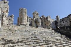 Temple of Apollon - Didyma / Turkey. ( High. Res Stock Photos