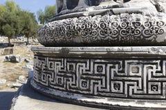 Temple of Apollon - Didyma / Turkey Royalty Free Stock Photo