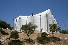 Temple of apollon-epikurios Stock Images