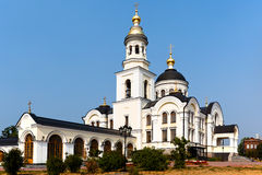 Temple of Archangel Michael Royalty Free Stock Photos