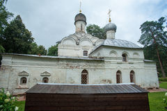 Temple of Archangel Michael in the Archangelskoye, Russia Royalty Free Stock Photos