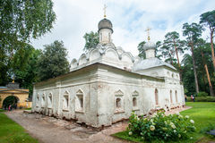 Temple of Archangel Michael the Archangelskoye, Russia Royalty Free Stock Images