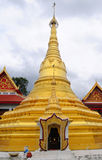 Temple architecture Royalty Free Stock Images