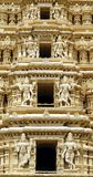 Temple architecture Royalty Free Stock Image