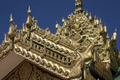 Temple Architecture - Myanmar (Burma) Stock Photos