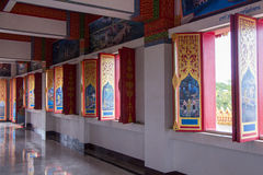 Temple Art Royalty Free Stock Photo