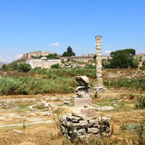 Temple of Artemis Stock Image