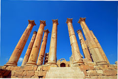Temple of Artemis Stock Images