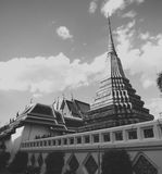 Temple Asian Architecture Buddhism Holiness Concept Royalty Free Stock Photos