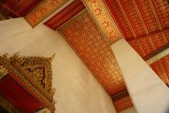 Temple asiatique Photo libre de droits