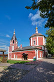 Temple of the Assumption of the Blessed Virgin Mary. Suzdal. Rus Royalty Free Stock Photo