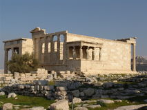 Temple of Athena Nike 2 Royalty Free Stock Photography