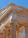 Temple of Athena Nike, Acropolis of Athens Stock Images