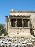 Temple of Athena Nike, Acropolis of Athens, Greece 3 Stock Photography