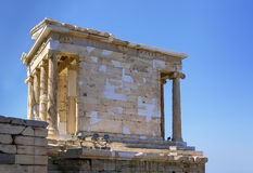 Temple of Athena Nike, Athens Stock Photography