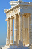 Temple of Athena Nike Royalty Free Stock Photography